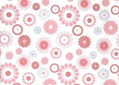 Ruzicky (Pink Flowers)