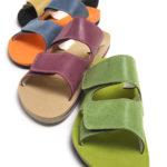 Letna ortopedicka obuv slapky