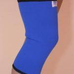 Ortéza kolenná elastická kompresný návlek